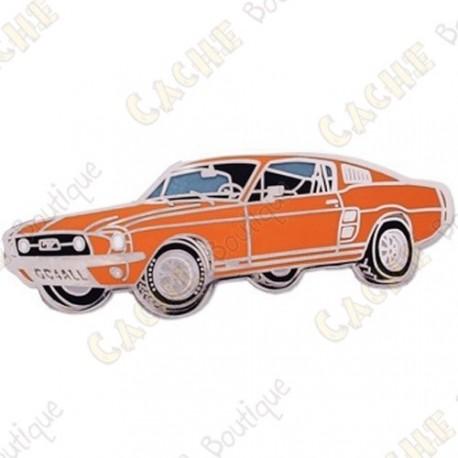 "Geocoin ""Mustang"" - Naranja"