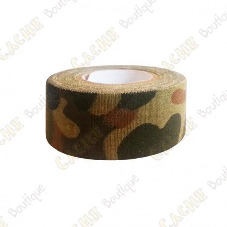 Adhésif camouflage - Jungle
