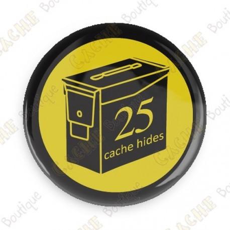 Geo Score Button - 25 Hides