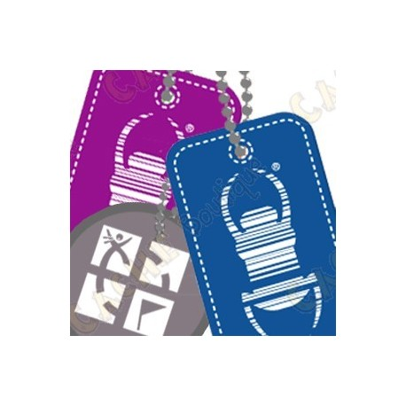 Custom Travel tag