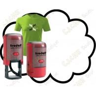 T-shirt + Tampon