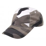 Casquette camouflage - Gris