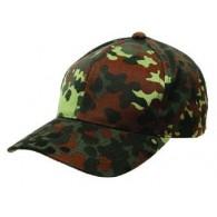 Casquette camouflage - Jungle