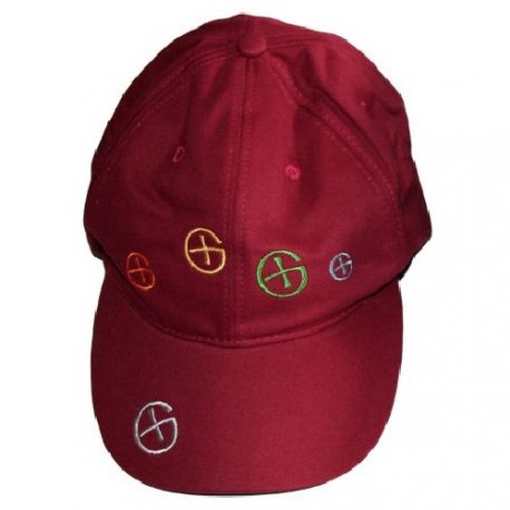 "Cap ""Color Logo"" - Red"