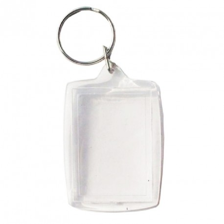 Keychain to customize - Rectangle