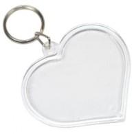 Chaveiro para personalizar - Coração