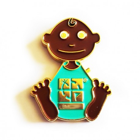 "Geocoin ""Baby"" - Raja Limited Edition"