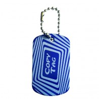 Copy Tag - Double tag - Blue