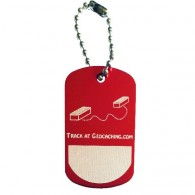 Copy Tag - Traveler de secours - Rouge
