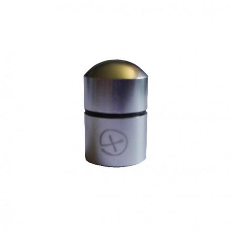 """Magnetic Nano Cache """"Geo"""" - Silver"""
