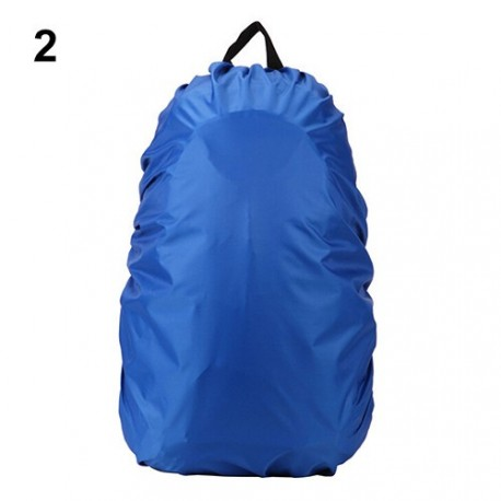 Waterproof rucksack raincover - 35L