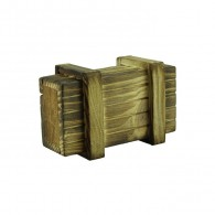 "Cache ""Secret drawer"" wooden - Small size"