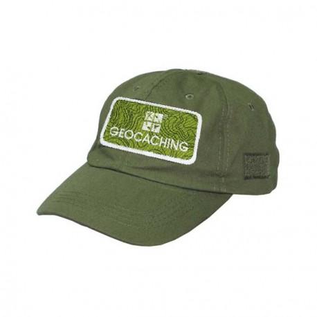 Boné patch Geocaching - Caqui