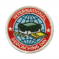 "Parche ""International Geocaching Day"" 2016"
