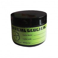 "Black ""Geo"" can S"