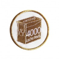 Geo Score Patch - 4000 Finds