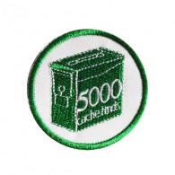 Geo Score Parche - 5000 Finds