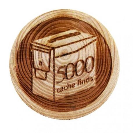 Geo Score Woody - 5000 Finds