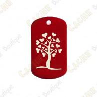 """Traveler """"Heart Tree"""" - Rojo"""