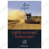 "Thriller ""Geocaching Sanglant"" - Michel Aguilar, Francês"