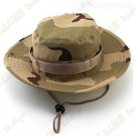 """Chapeau """"Cowboy"""" camouflage"""