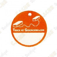 Copy Tag - Geocoin/Traveler de secours - Orange