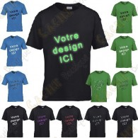 Camiseta 100% personalizado, Niño