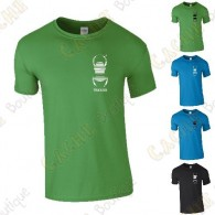 Trackable T-shirt with your Teamname, for Men