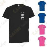 T-Shirt technique trackable avec votre Pseudo, Enfant