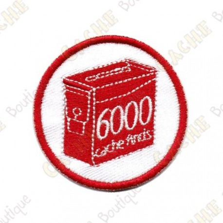 Geo Score Patch - 6000 Finds