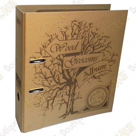 Álbum para Wood coins