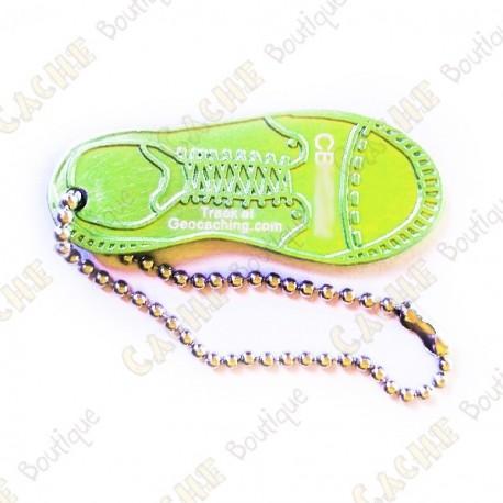 """Traveler """"Geo-Shoe"""" - Verde"""