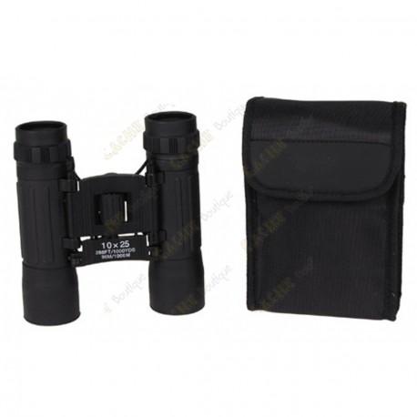 Binoculares compactos 10x25