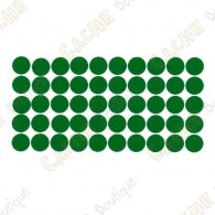 Reflective dot tape - Green