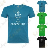 """Keep Calm"" T-shirt for Men"