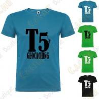 """Camiseta """"T5"""" Hombre"""