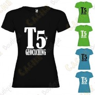 """T-Shirt """"T5"""" Femme"""