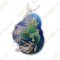 """Hidden Creatures"" Travel tag - Hippocamp"