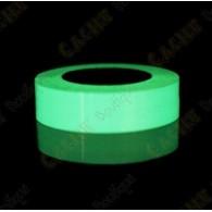 Cinta fluorescente - Verde