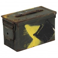 Ammo box - Boîte à munitions