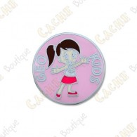 "Micro Coin ""Geo Kids"" - Girl"