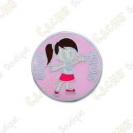 "Micro Coin ""Geo Kids"" - Girl"