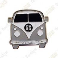 "Géocoin ""VW Van"" - Grey"