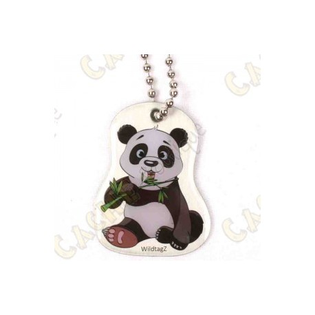 "Traveler ""Panda WildtagZ"""