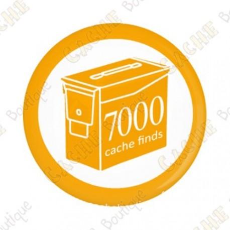 Geo Score Chappa - 7000 finds