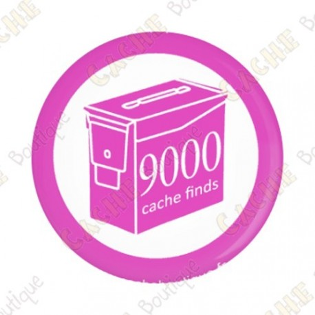 Geo Score Chappa - 9000 finds