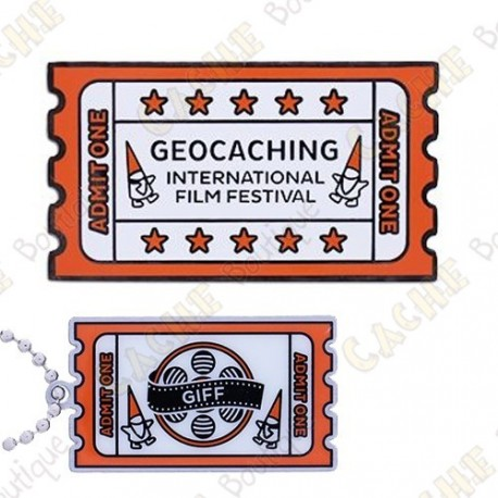 "Geooin ""GIFF"" 2019 + Travel Tag"