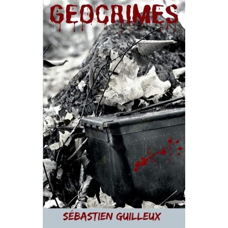 """Thriller """"Géocrimes"""" - Sébastien Guilleux, Francês"""
