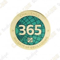 "Geocoin ""Challenge"" - 365 days"