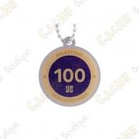 "Traveler ""Milestone"" - 100 Finds"